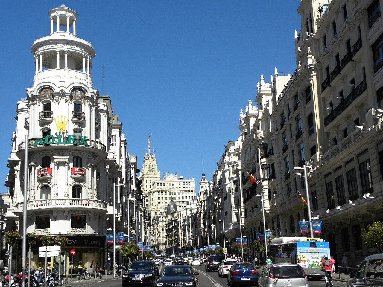 City Break w Madrycie